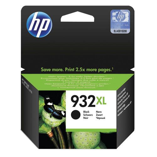 HP 932XL Black Ink (CN053AC#140)