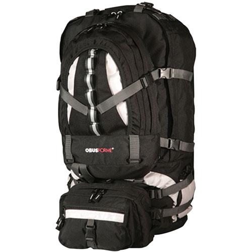 Obus Forme 85L Backpack (Boulder 85) - Black   Backpacks - Best Buy Canada f6831b4ecbb07