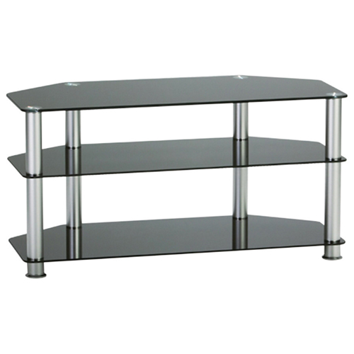 """TygerClaw 50"""" TV Stand - Black"""