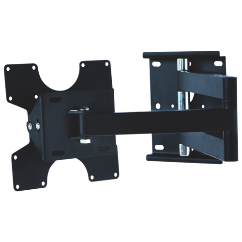 "TygerClaw 17"" - 37"" Full Motion Flat-Panel TV Wall Mount (LCD5004BLK)"