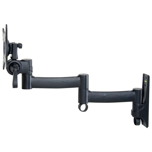 "TygerClaw 10"" - 24"" Full Motion Flat-Panel TV Wall Mount"