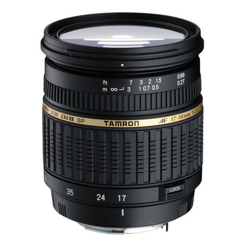 Tamron SP AF 17-50mm F/2.8 XR Di II Lens for Sony (A16)
