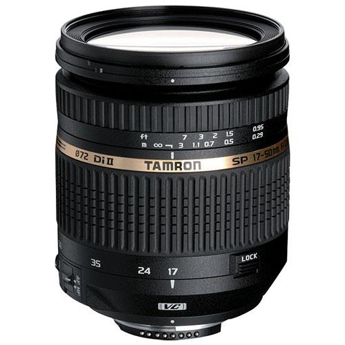 Tamron SP AF 17-50mm F/2.8 XR Di II VC Lens for Nikon II (B005)