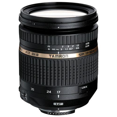 Tamron SP AF 17-50mm F/2.8 XR Di II VC Lens for Canon (B005)