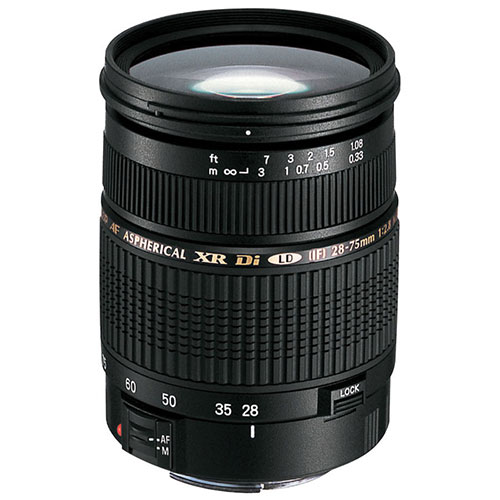 Tamron 28-75mm F/2.8 XR Di Lens for Canon (A09)