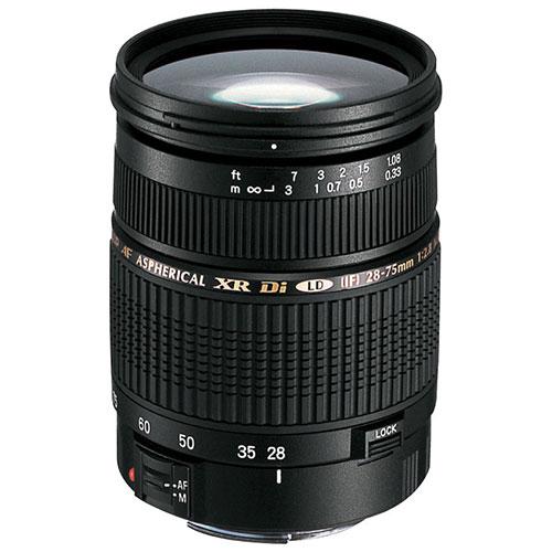 Objectif XR de 28-75 mm f/2,8 Di de Tamron pour Nikon II (A09)