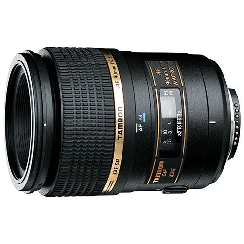Objectif macro SP AF de 90 mm f/2,8 Di de Tamron pour Pentax (272E)