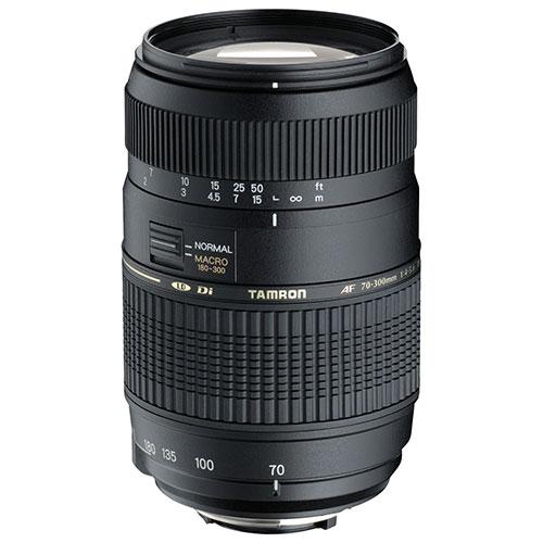 Tamron AF 70-300mm F/4-5.6 Di Lens for Pentax (A17)