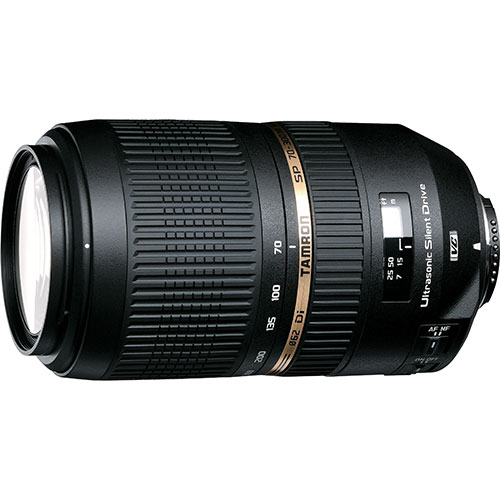 Tamron SP 70-300mm F/4-5.6 Di VC USD Lens for Canon (A005)