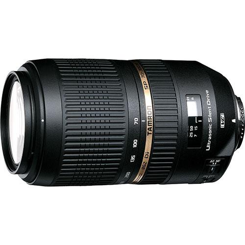 Objectif SP 70-300 mm F/4-5,6 Di VC USD de Tamron pour appareil photo de Nikon (A005)