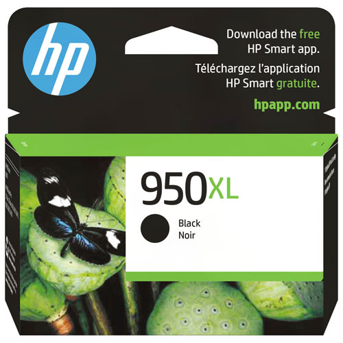 HP 950XL Black Ink (CN045AC140)