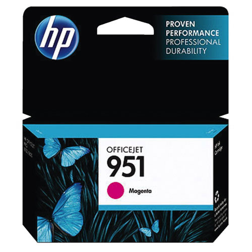 HP 951 Magenta Ink (CN051AC140)