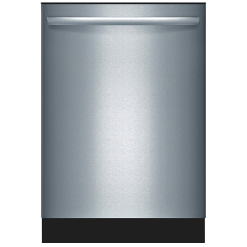 "Bosch 24"" 50 dB Tall Tub Built-In Dishwasher (SHX3AR75UC) - Stainless Steel"