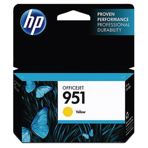 HP 951 Yellow Ink (CN052AC140)