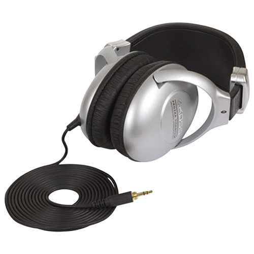 KOSS Over-Ear Headphones (PRO3AAT) - Black/ Silver
