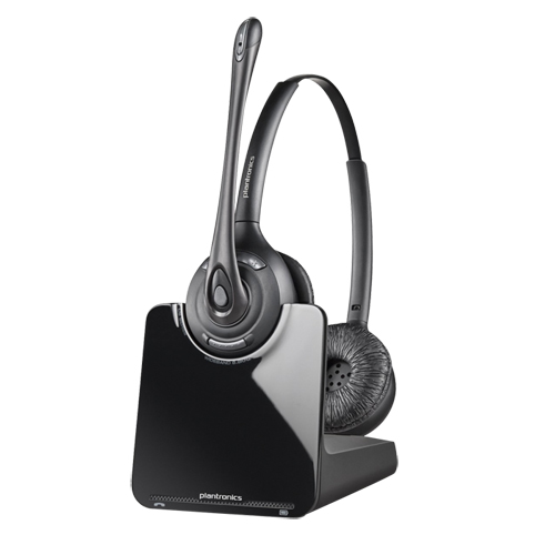 Casque Découte Sans Fil De Plantronics Cs520 Best Buy Canada