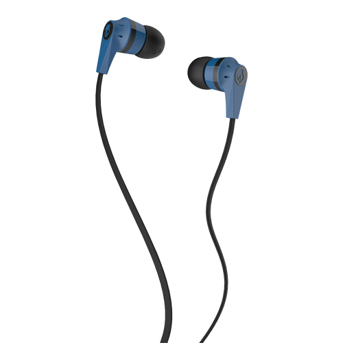 Skullcandy INK'D In-Ear Sound Isolating Headphones (SC S2IKDY-101) - Blue