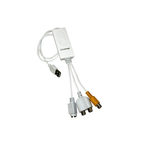 Carte d'acquisition vidéo USB 2.0 VC500 de Diamond pour Mac