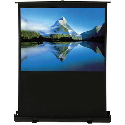 "EluneVision Pneumatic 100"" Portable Air-Lift Screen (EV-AL-100-1.2-4:3)"