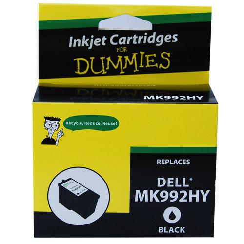 Ink For Dummies Dell Black Ink (DD-MK992HY)