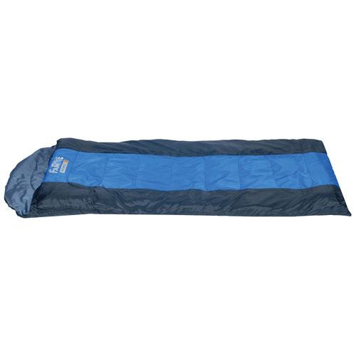 World Famous Nomad 3 Rectangular -5-Degrees Celcius Sleeping Bag - Royal/Black