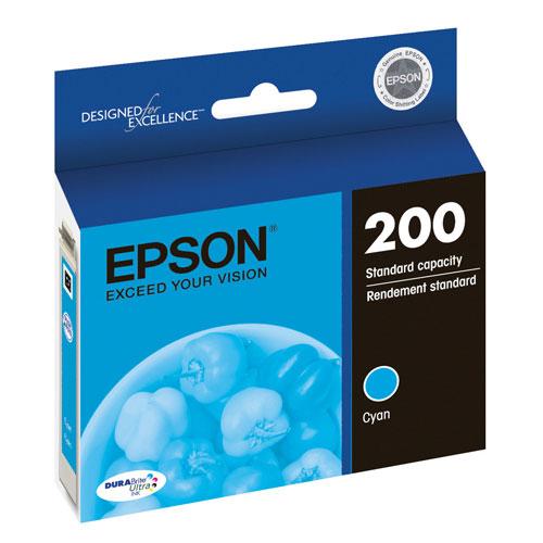 Cartouche d'encre cyan d'Epson (T200220-S)
