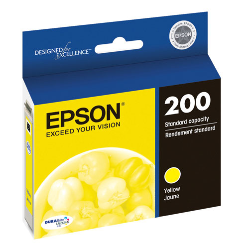 Epson Yellow Ink (T200420-S)