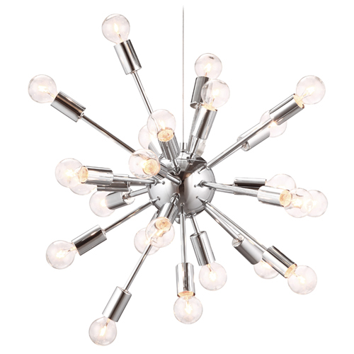 Zuo modern pulsar ceiling lamp silver ceiling lights best buy canada