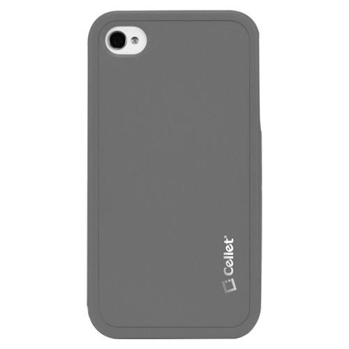 Étui Proguard pour iPhone 4/4S de Cellet (F21949) - Gris