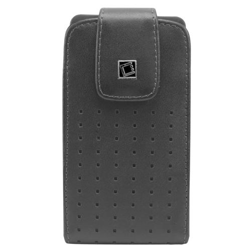 Cellet Teramo iPhone 4/ 4S Leather Case (F22939) - Black