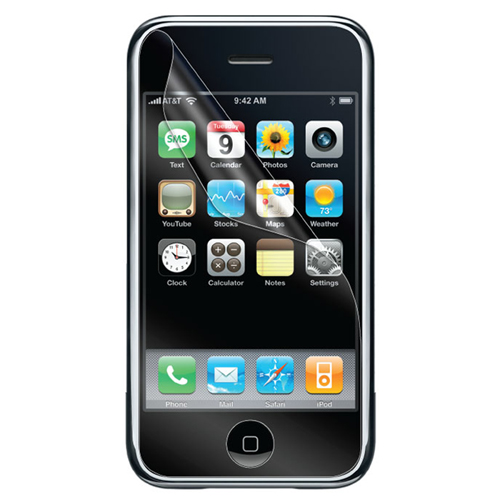 Cellet Screen Guard Protector for iPhone 3 (F71039)