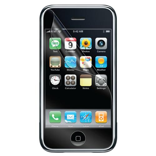 Protecteur d'écran pour iPhone 3 de Cellet (F71039)