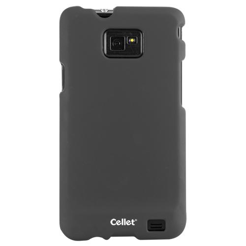 Proguard pour Samsung Galaxy S2 de Cellet (F19489) - Noir