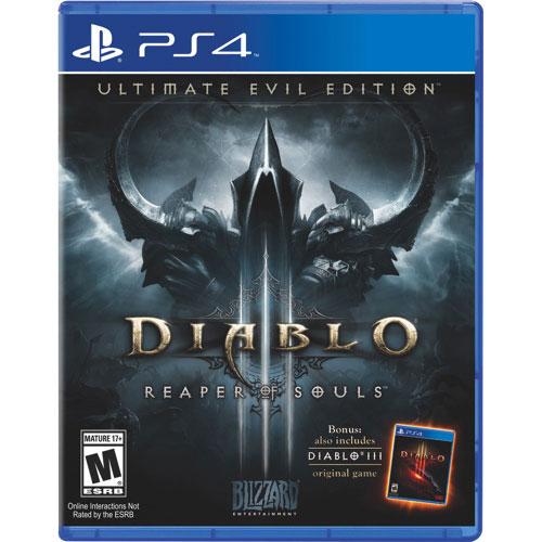 Diablo III: Reaper of Souls Ultimate Evil Edition (PS4) - English