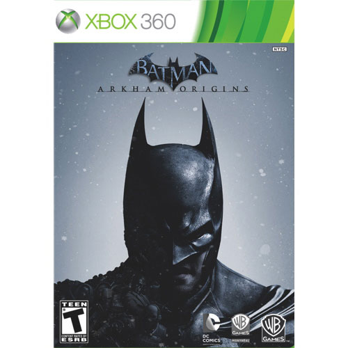 Batman: Arkham Origins (XBOX 360)