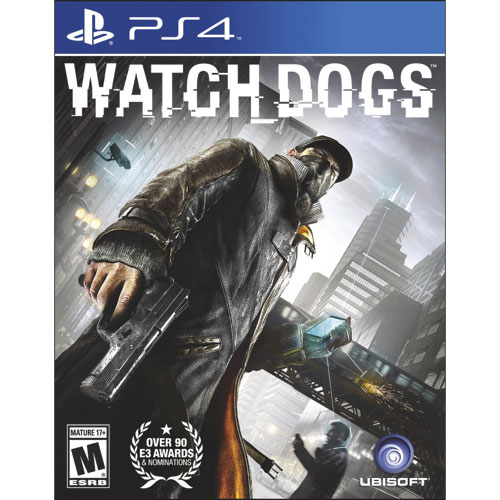 Price For Watch Dogs  Ps