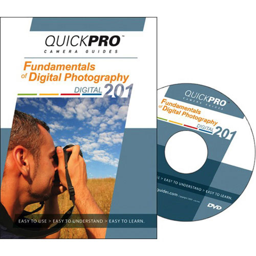 Guide DVD de QuickPro Digital 201