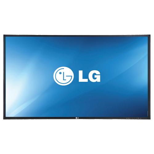 Moniteur ACL 9 ms (gris à gris) 60 Hz de 54,6 po de LG (55VS20-BAA.AUS) - Noir