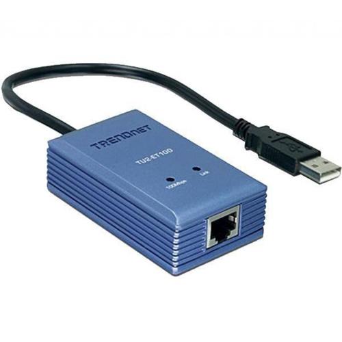 Adaptateur réseau USB à grande vitesse de Trendnet