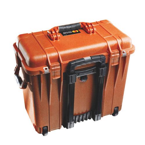 Pelican 1440 Top Loader Case With Foam - Orange