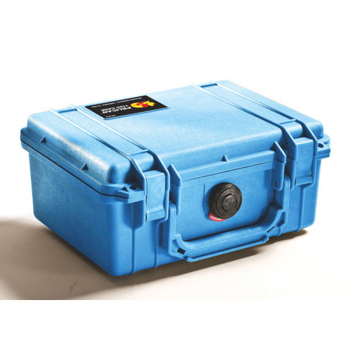 Pelican 1120 Camera Case With Foam - Blue