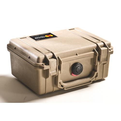 Pelican 1120 Camera Case With Foam - Desert Tan