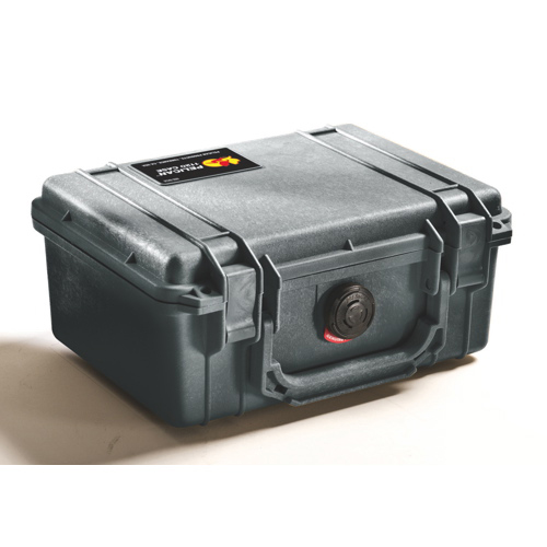 Pelican 1120 Camera Case No Foam - Black