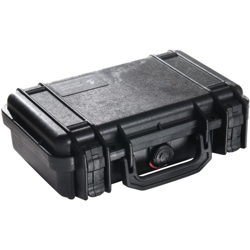 Pelican 1170 Camera Case With Foam - Black