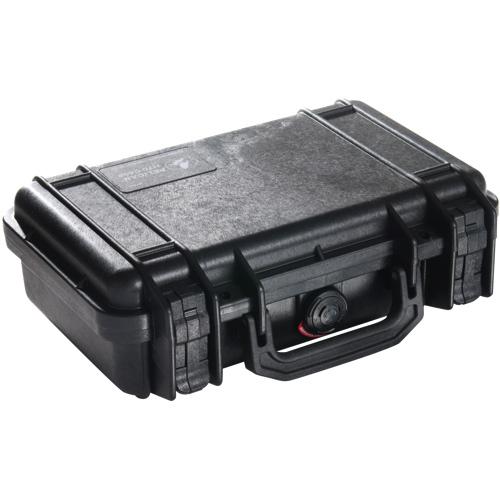 Pelican 1170 Camera Case No Foam - Black