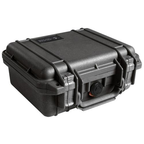 Pelican 1200 Camera Case With Foam - Black