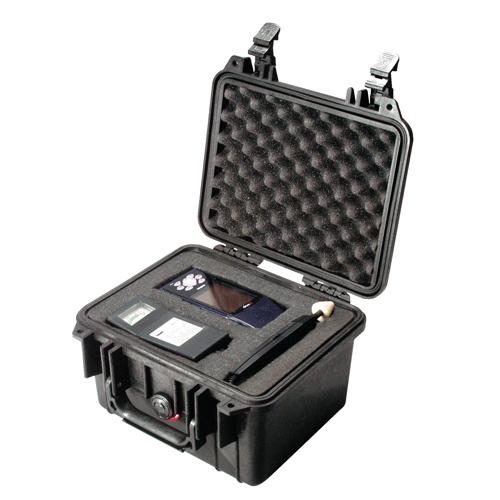 Pelican 1300 Camera Case With Foam - Black