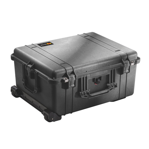 Pelican 1614 Case with Utility Divider - Black