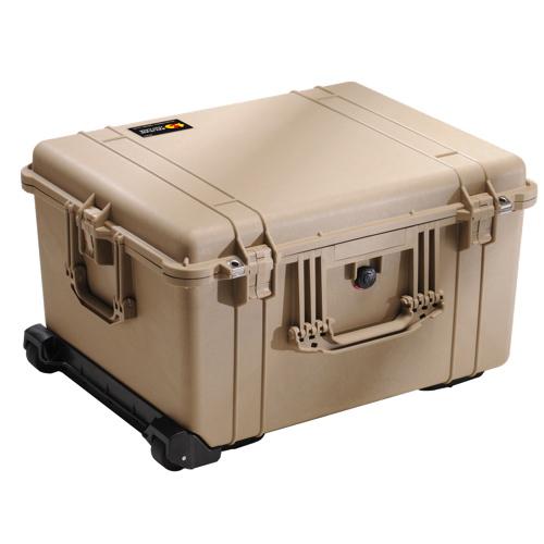 Pelican 1620 Case with Foam - Desert Tan