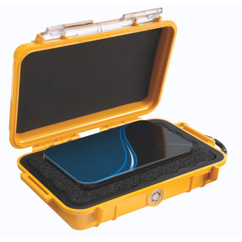 Pelican 1-Piece Foam Set for 1040 Micro Case - Grey